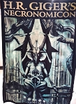 H.R. GIGER Necronomicon FLAG CLOTH POSTER WALL TAPESTRY Alien Prometheus