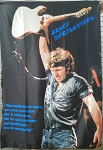 BRUCE SPRINGSTEEN The River FLAG CLOTH POSTER Rock