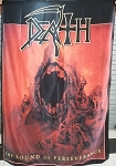 DEATH The Sound of Perseverance FLAG CLOTH POSTER TAPESTRY DEATH METAL