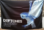 DEFTONES Diamond Eyes 2 FLAG CLOTH POSTER TAPESTRY NU METAL