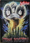 DESTRUCTION Eternal Devastation FLAG CLOTH POSTER THRASH METAL