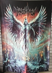 IMMOLATION Atonement FLAG BANNER CLOTH POSTER Death Metal