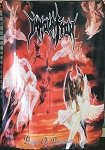 IMMOLATION Dawn of Possession - Vertical FLAG BANNER CLOTH POSTER Death Metal