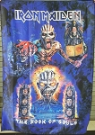 IRON MAIDEN The Book Of Souls - Two Eddies FLAG CLOTH POSTER BANNER CD