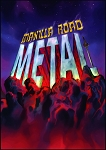 MANILLA ROAD Metal FLAG CLOTH POSTER WALL TAPESTRY BANNER CD Heavy Metal