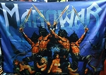 MANOWAR Gods of War FLAG BANNER CLOTH POSTER WALL TAPESTRY CD Power Metal