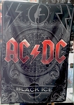 AC/DC Black Ice 1 FLAG CLOTH POSTER WALL TAPESTRY