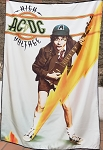 AC/DC High Voltage FLAG CLOTH POSTER WALL TAPESTRY