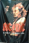 AC/DC Live at Donington FLAG CLOTH POSTER WALL TAPESTRY
