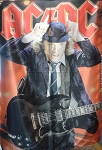 AC/DC Live at River Plate FLAG CLOTH POSTER WALL TAPESTRY