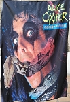 ALICE COOPER Constrictor FLAG CLOTH POSTER WALL TAPESTRY BANNER