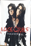 ALICE COOPER Paranormal FLAG CLOTH POSTER WALL TAPESTRY BANNER