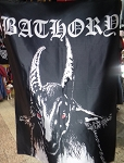BATHORY Jubileum FLAG CLOTH POSTER WALL TAPESTRY BANNER Black Metal