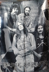 BLACK SABBATH Early Band 3 Paranoid Ozzy FLAG CLOTH POSTER WALL TAPESTRY