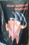 BLACK SABBATH Paranoid FLAG CLOTH POSTER WALL Ozzy
