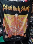 BLACK SABBATH Sabbath Bloody Sabbath FLAG CLOTH POSTER WALL Ozzy