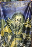 IRON MAIDEN Live After Death 2 FLAG CLOTH POSTER WALL TAPESTRY Heavy Metal