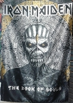 IRON MAIDEN The Book of Souls - Golden FLAG CLOTH POSTER BANNER CD