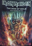 IRON MAIDEN The Book of Souls - North America Tour 2017 FLAG CLOTH POSTER BANNER CD