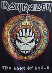 IRON MAIDEN The Book of Souls FLAG CLOTH POSTER BANNER CD